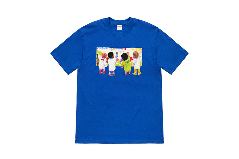 Supreme 2019 Spring/Summer Tees Collection