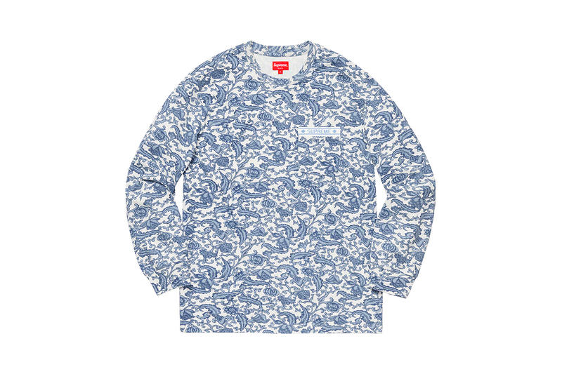 Supreme 2019 Spring/Summer Tops Collection