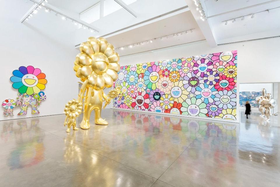"""Takashi Murakami Unveils New Works for LA-Based """"GYATEI²"""" Exhibition"""