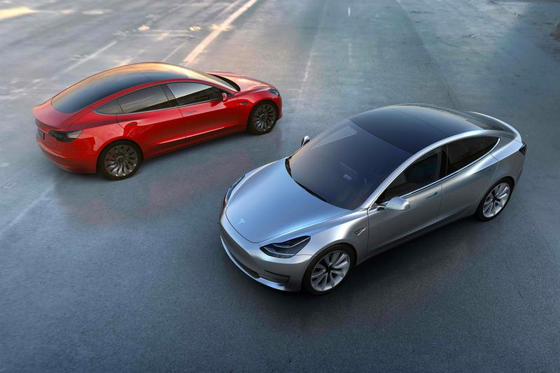 Tesla 35k Usd Entry Level Standard Model 3 Announcement Online S Shift Elon Musk 2019 Release