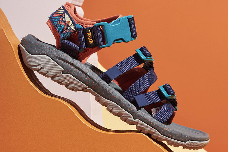 Teva GC100 Collection Grand Canyon 100 Year National Park Foundation Pack Release Information Hiking Climbing Walking Shoes Sandals