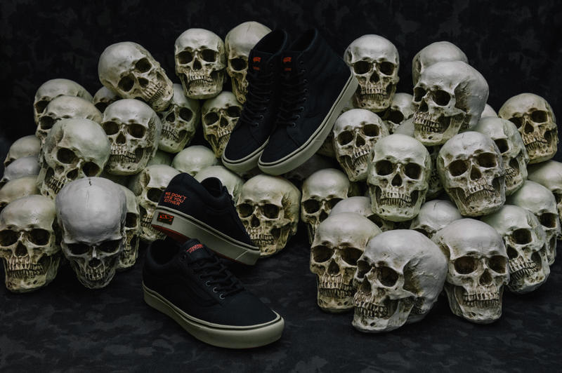 The Darkside Initiative and Vans Vault ComfyCush LX Pack
