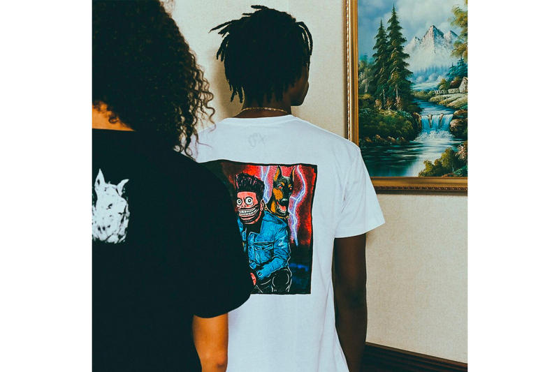 The Weeknd Fan Artists Collection xo starboy lookbooks