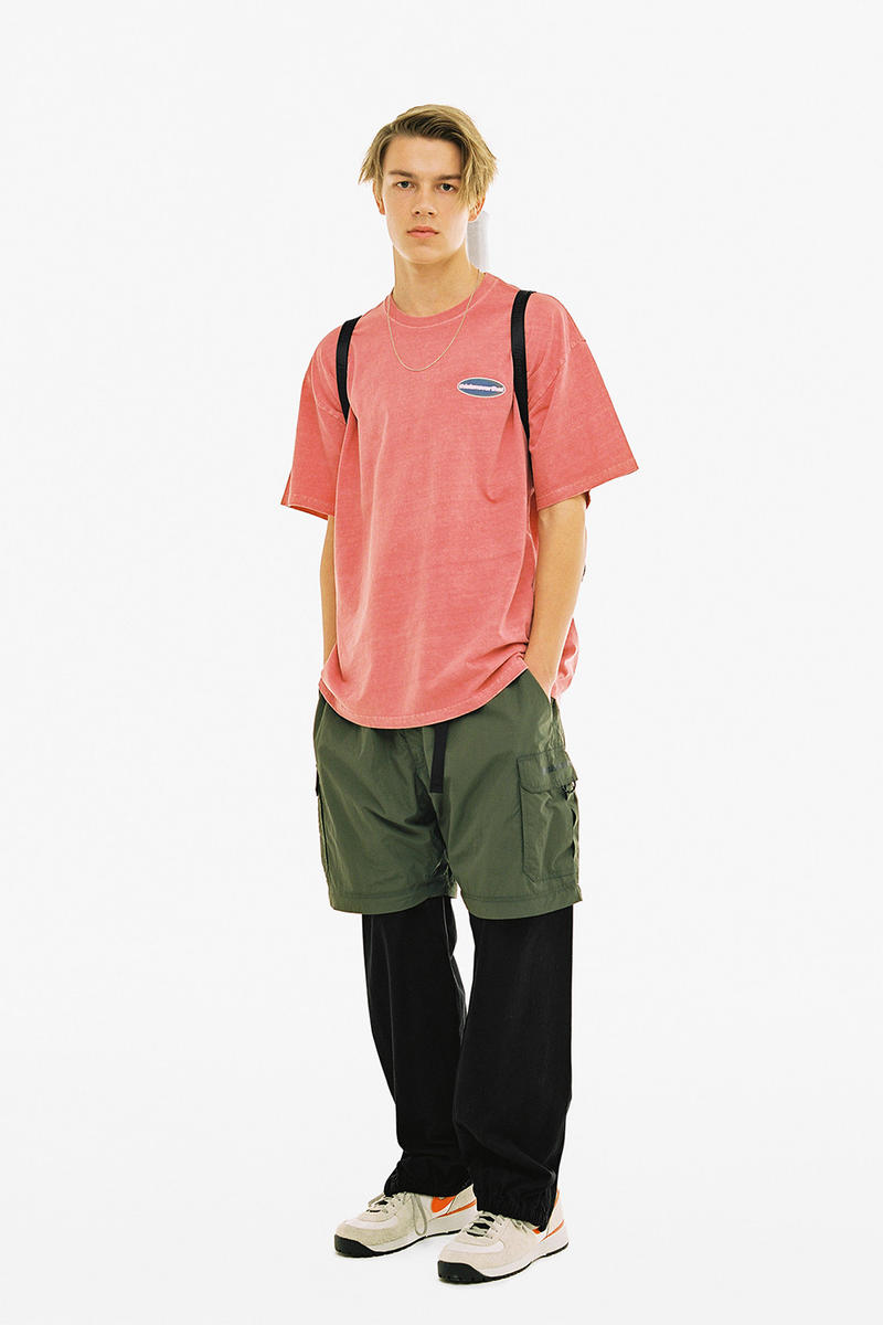 thisisneverthat Teenage Fishing Club Collection Lookbook Spring Summer 2019 ss19