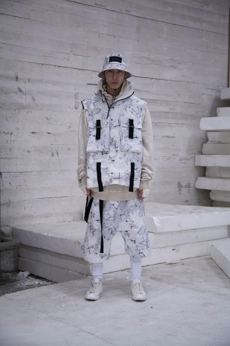 Tobias birk nielsen fall winter 2019 collection lookbook images