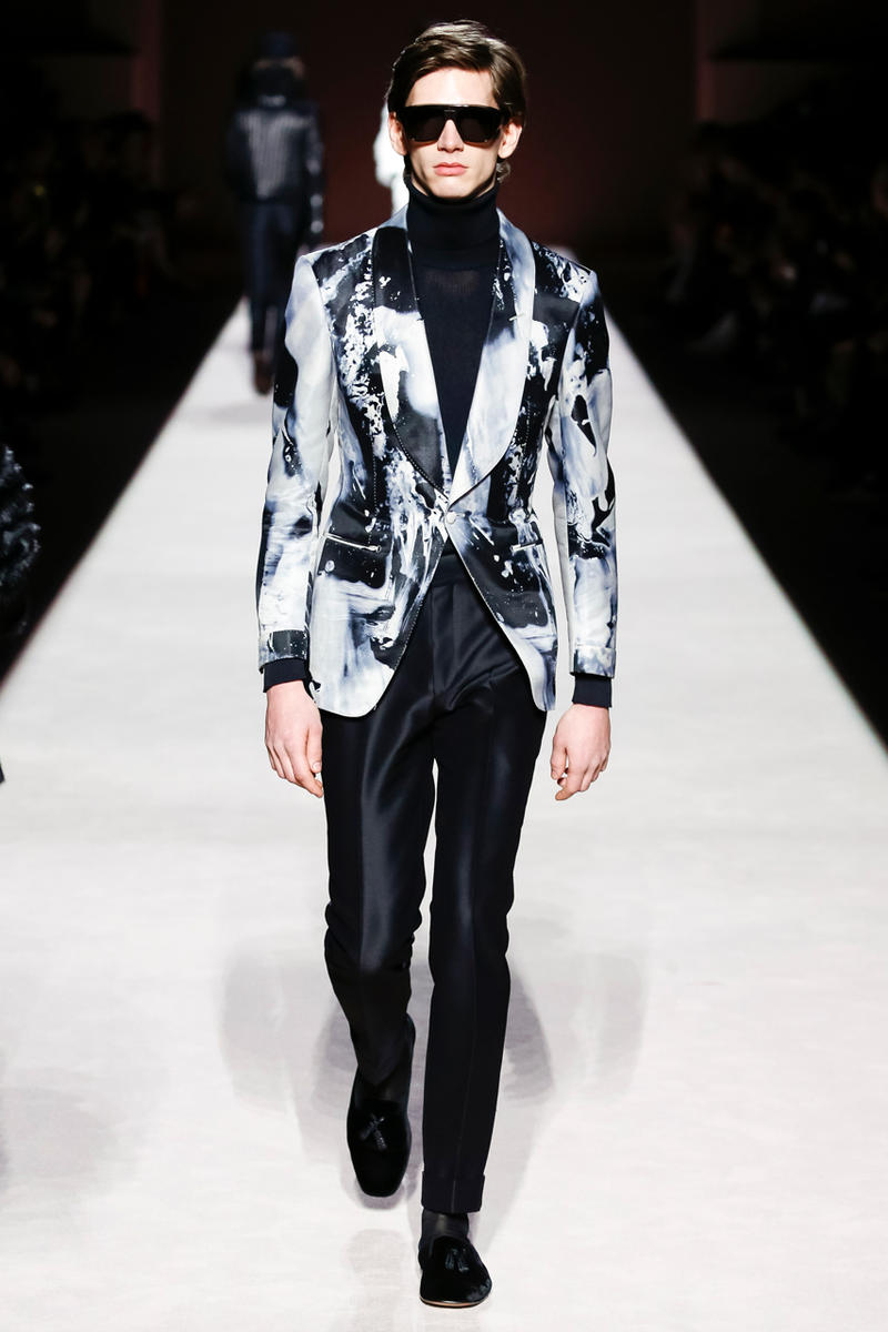 tom ford fall winter 2019 runway show collection images