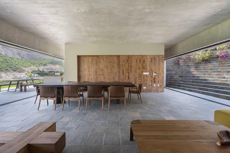 Topo House by Martin Dulanto Info homes architecture concrete minimalism brutalism wood Peruvian
