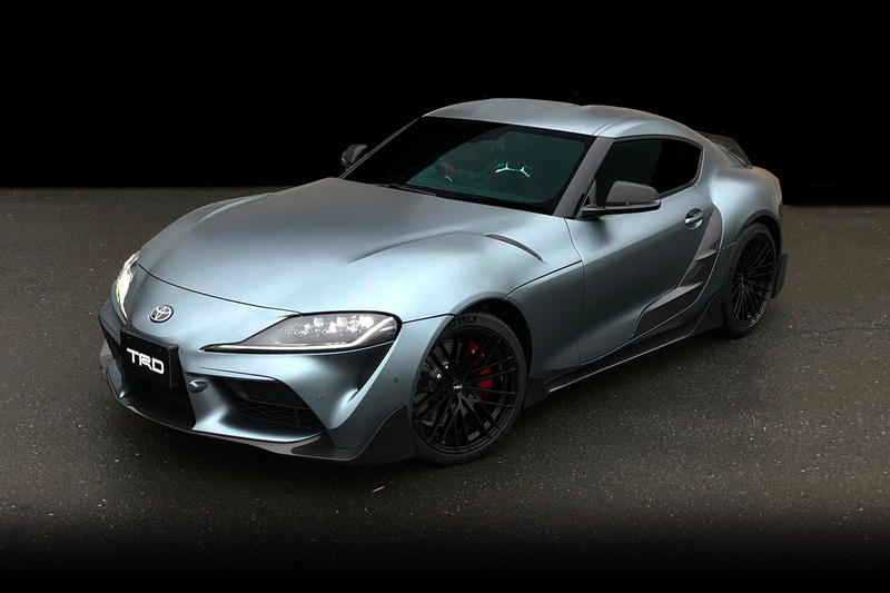 Toyota Reveals 2020 Supra TRD Performance Concept | HYPEBEAST