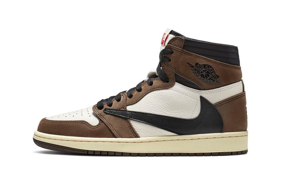 6c4aa25e0acbed Travis Scott x Jordan 1 Nike SNKRS Release