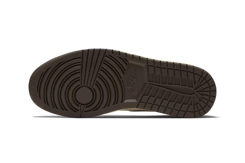 Travis Scott Jordan 1 Retro High OG NRG Nike SNKRS GRAMMY Release