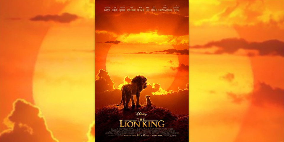 Lion King 2019 Movie Posters: Latest Disney 'The Lion King' Poster & Trailer