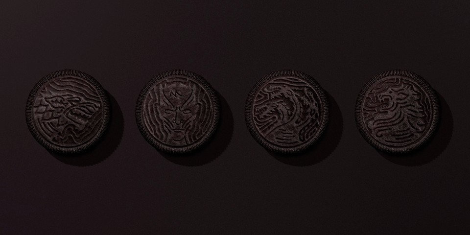 UPDATE: 'Game of Thrones' Oreos Are Coming