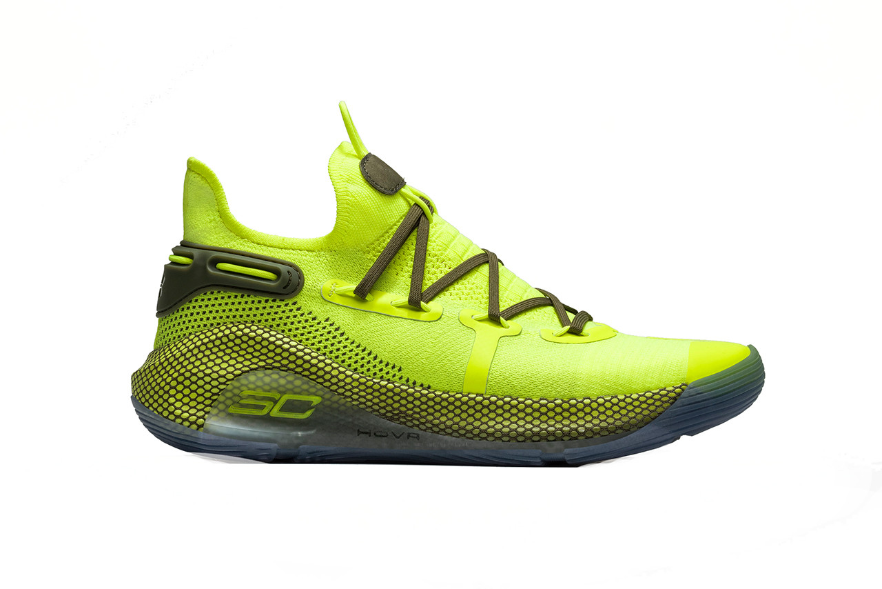 "1521aa799aa Under Armour Curry 6 ""Coy Fish"". Under Armour. Release Date  February 15"