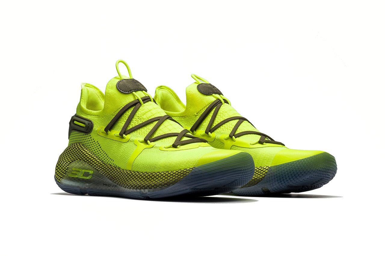 Under Armour Curry 6 \