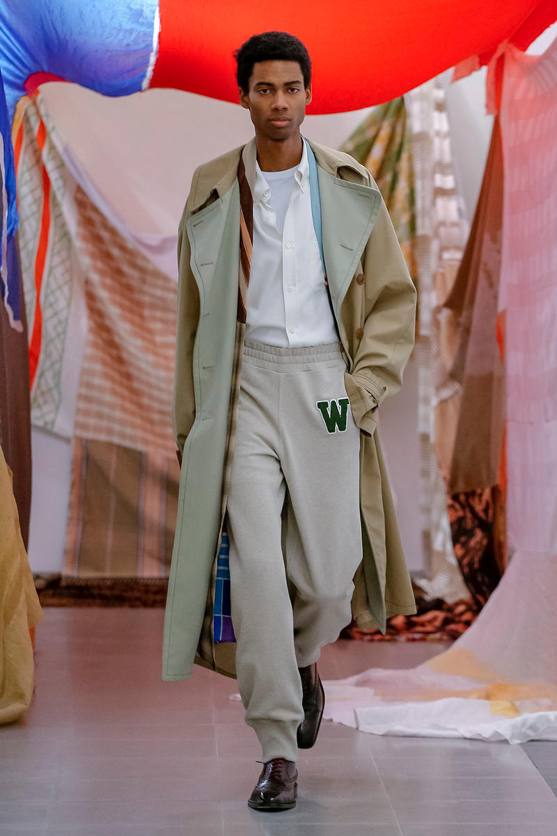 Wales Bonner Fall/Winter 2019 London Fashion Week College Collegiate African Heritage Ishmael Reed Ben Okri