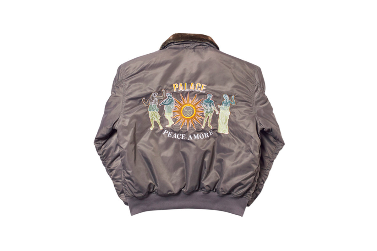Weekly Drops February Week Four Supreme Palace Bape Stone Island 032c KOMAKINO Patta GEOgraphics Peacebird Mens Ghost Collection Spring Summer 2019 First Drop