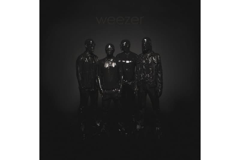 Weezer 'Weezer (Black Album) Release Rivers Cuomo Stream
