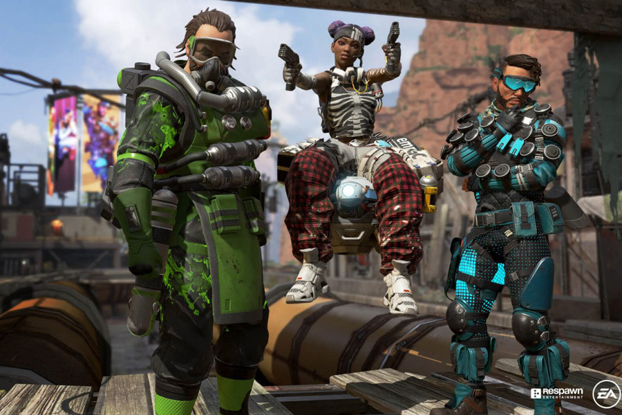 Apex Legends Fortnite Epic Games Respawn Titanfall Valve Blizzard Overwatch Fortnite Battle Royale gaming PlayerUnknown's Battlegrounds PUBG Halo Call of Duty CoD Call of Duty: Modern Warfare EA Games