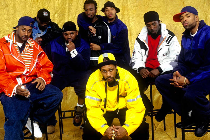 Wu-Tang Clan 25th Anniversary Tour 36 Chambers Public Enemy De La Soul Enter the Wu-Tang Gods of Rap