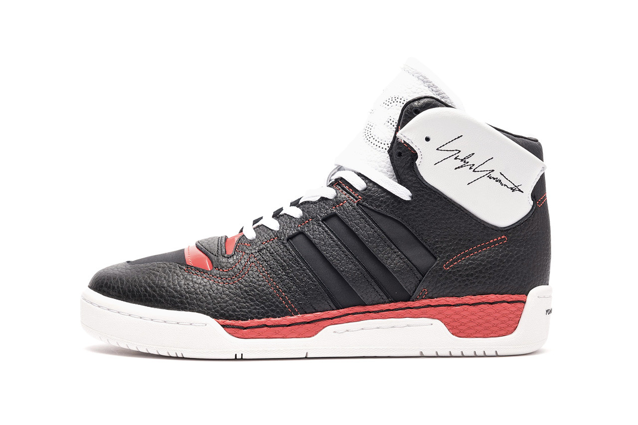 Y-3 Releases adidas Rivalry Hi in Two