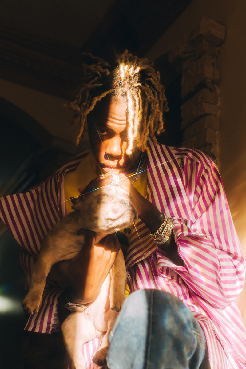 yung bans bstroy editorial feature style clothing house arrest