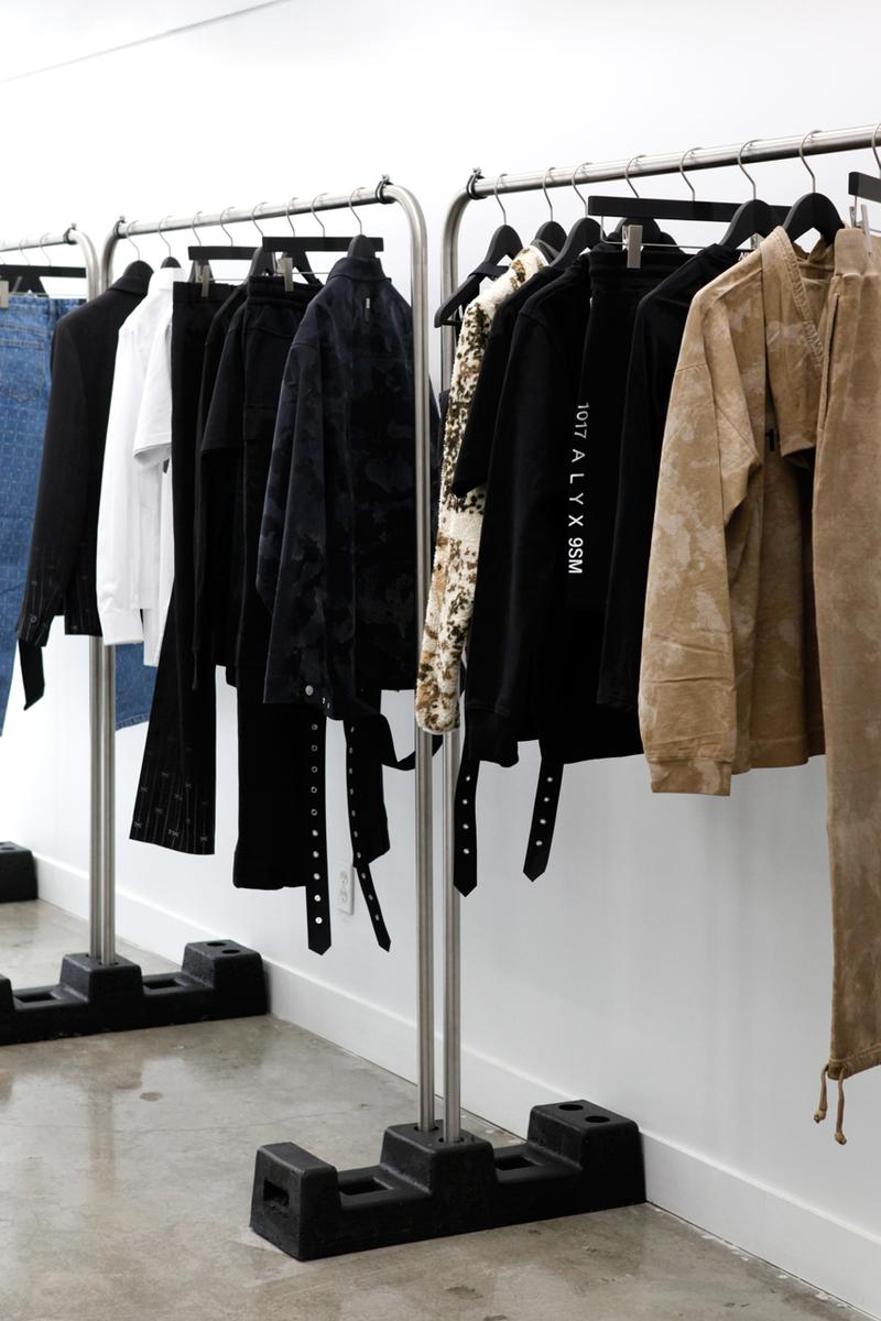 1017 ALYX 9SM Opens Toronto Pop-Up Stocked With Exclusive SS19 and Nike Pieces