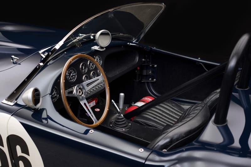 1964 Shelby Cobra 289 Auxietre Schmidt collectors car collection automotive vehicle classic vintage