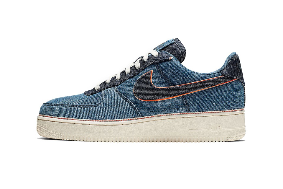 new style 118cf dff0e 3x1 x Nike Air Force 1 Denim Release Information | HYPEBEAST