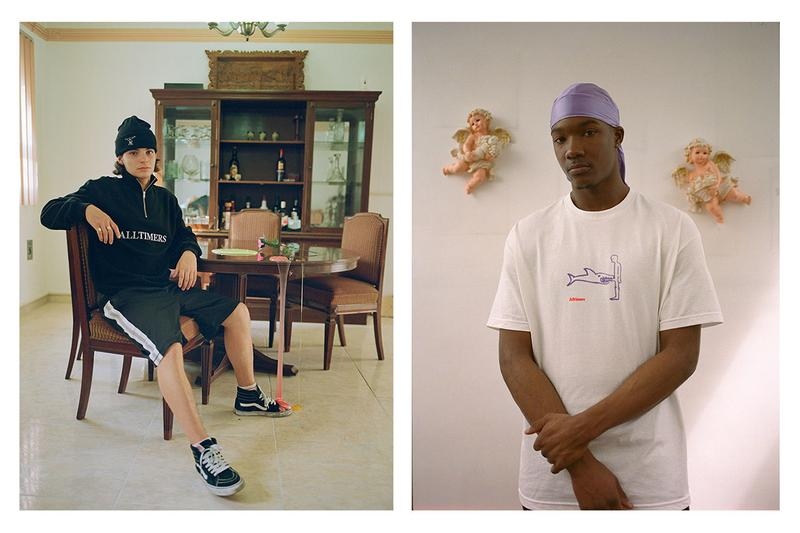 Alltimers Spring 2019 Collection Lookbook Info release drop buy web store skate brand collection Dustin Henry, Etienne Gagne Stafhon Boca mexico city