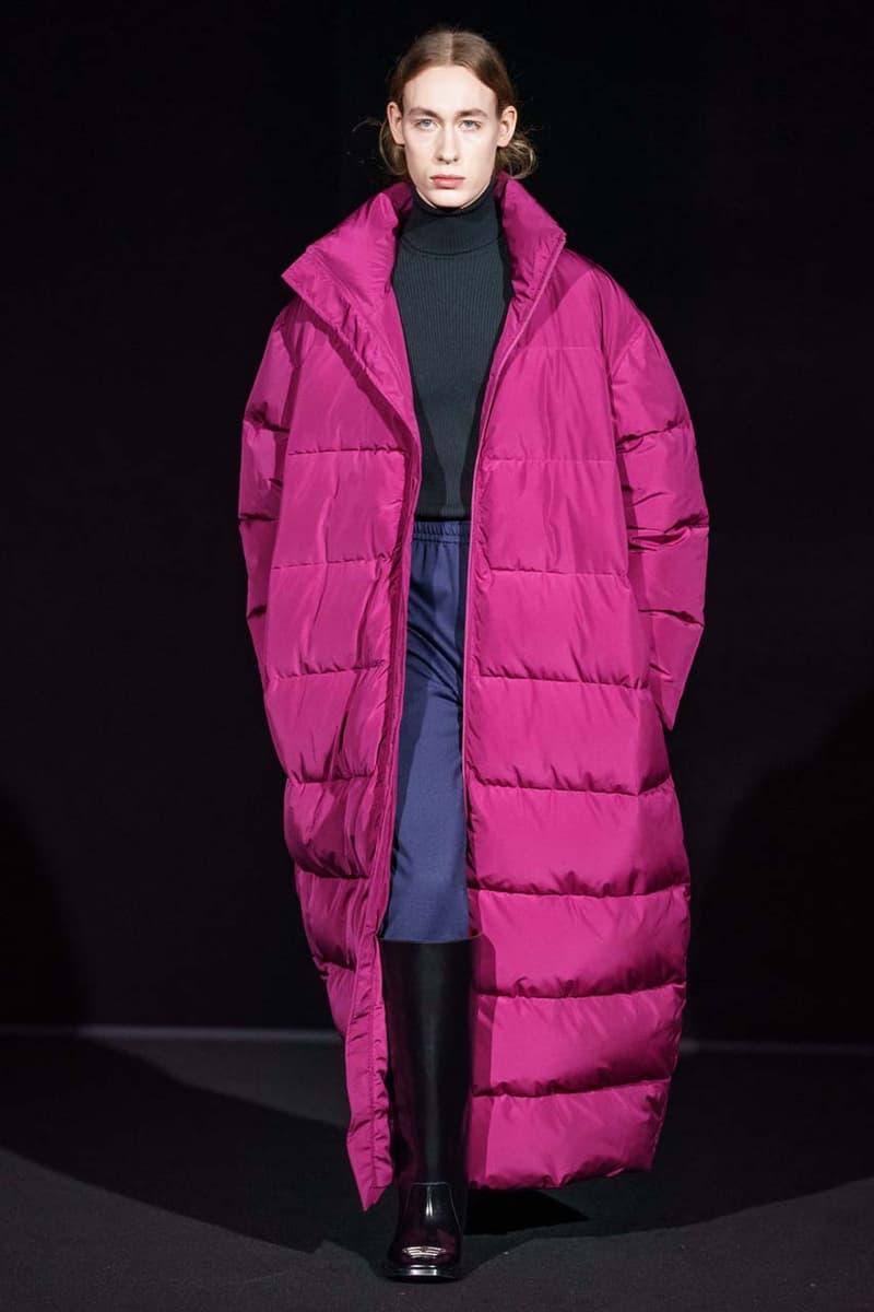 balenciaga fall winter 2019 fw19 runway collection show presentation pfw paris fashion week menswear