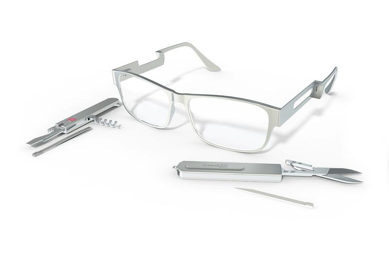 Glassesusa Victorinox Swiss Army Survival Rx Glasses