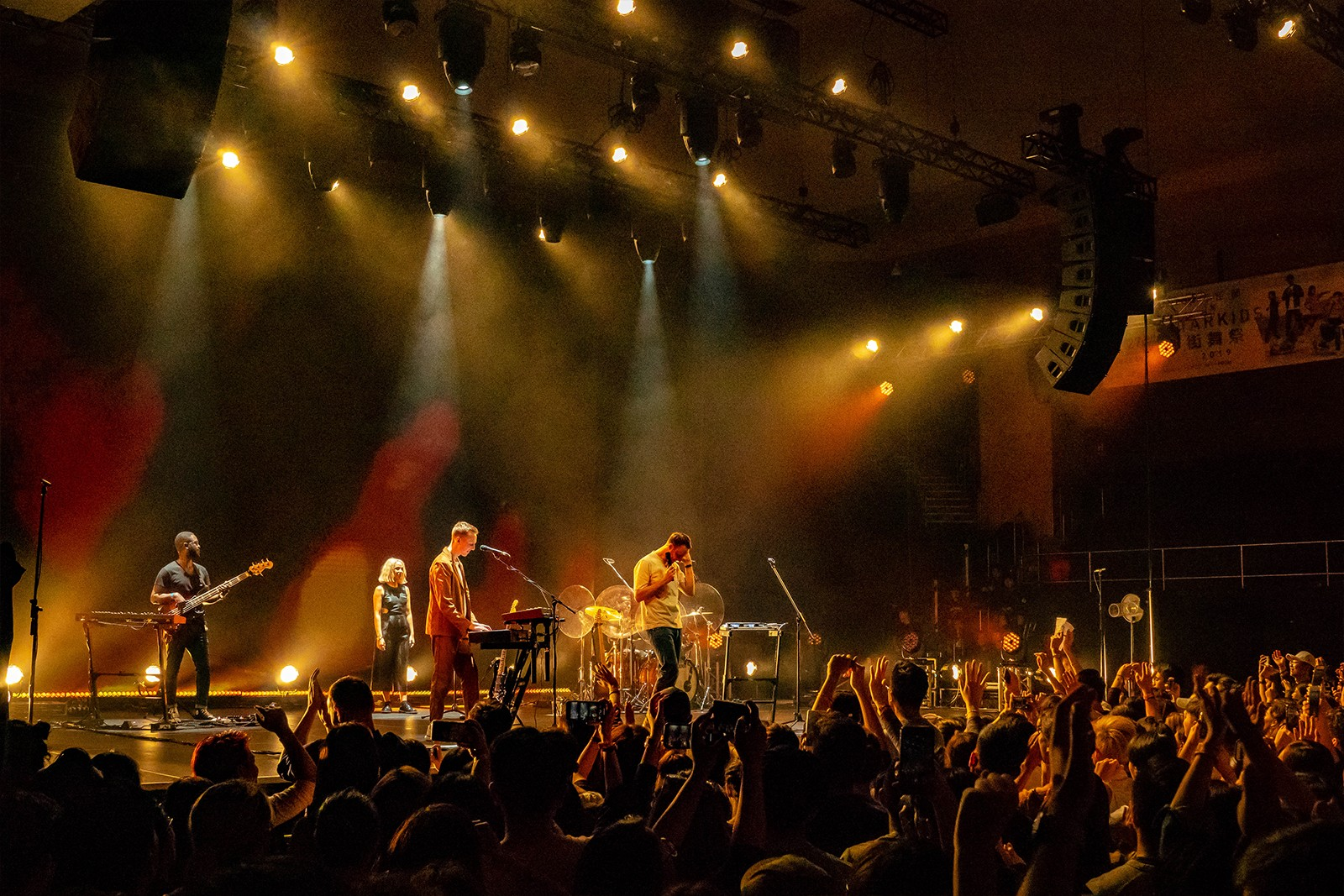 Honne Asia Tour Pre-Album Hong Kong Interview
