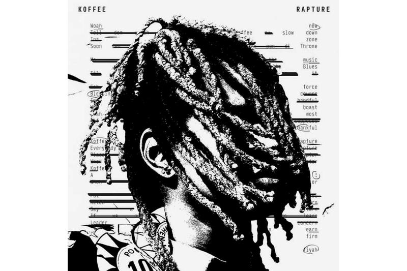 Koffee 'Rapture' EP Stream promised land recordings limited reggae ragga jazz nujazz dancehall music jane macgizmo
