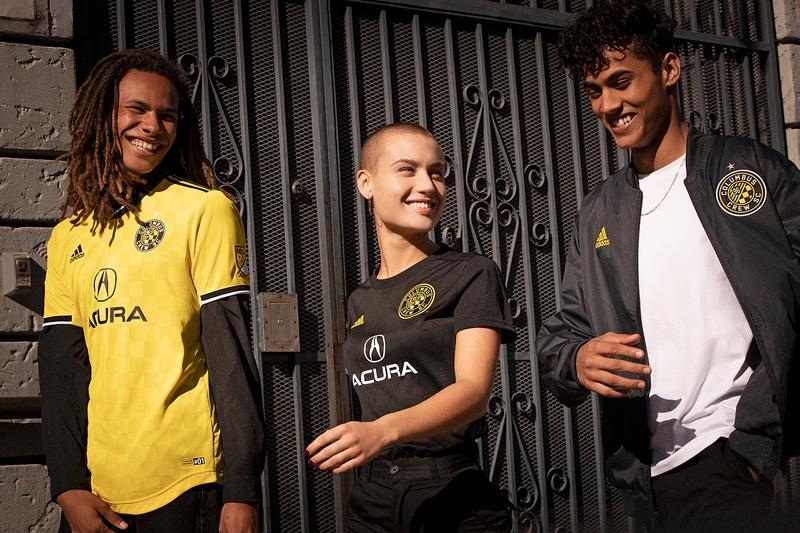 adidas x Major League Soccer LA Fashion Show New Kits 2019 Collection Digital Glitch Look Aesthetic Street Soccer Football Athletic Atlanta United Chicago Fire Colorado Rapids Columbus Crew SC D C United Dallas Houston Dynamo LA Galaxy Los Angeles FC Montreal Impact New York Red Bulls Portland Timbers Real Salt Lake