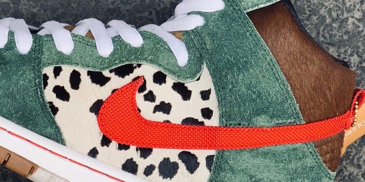 Nike SB 420 Dog Walker Colorway Teaser