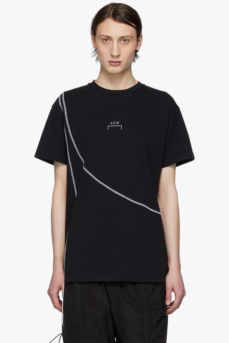 A-COLD-WALL* SSENSE Spring/Summer 2019 SS19 Hat T-shirt Longsleeve Hoodie Sweatshirt Release Details Closer Look Samuel Ross Buy Cop Purchase