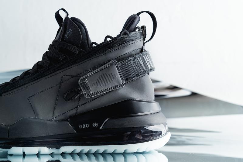 00684aad6e8f a ma maniere jordan proto max 720 closer look 2019 march footwear black