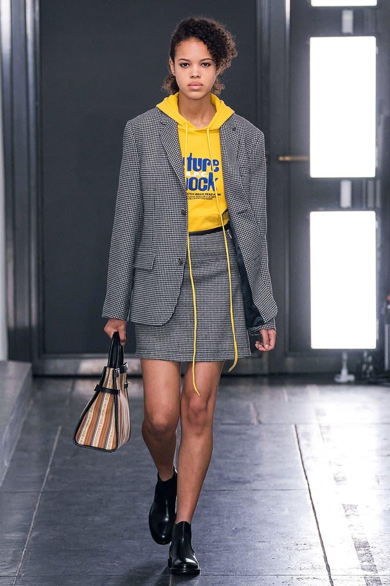 A.P.C.  Brain Dead INTERACTION #3 Collaboration suzanne koller collection release info date drop paris fashion week denim vest fleece