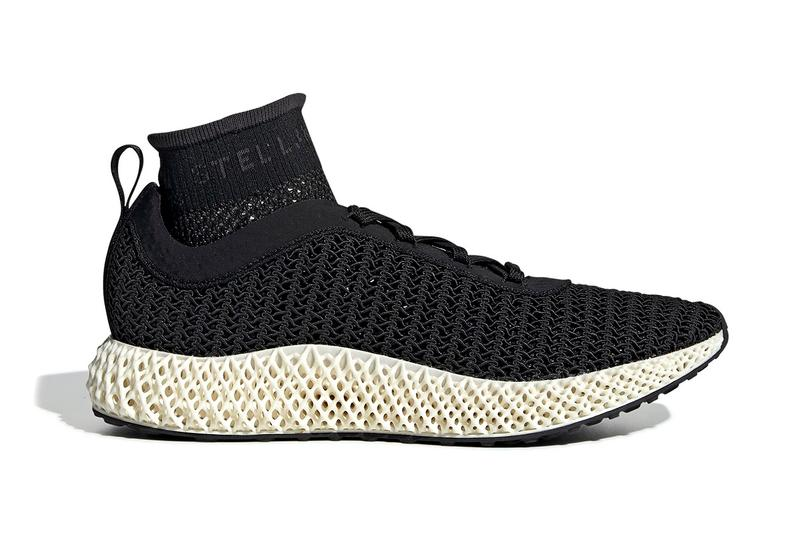 classic fit 35079 57afb adidas  1st AlphaEdge 4D for Women Is a Stella McCartney Collab