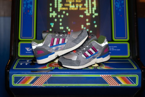 adidas Consortium & Overkill Debut '90s Gaming-Inspired ZX 10000C Collaboration