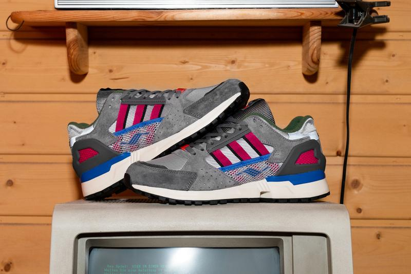 Overkill adidas consortium zx 10000C release details date first look closer buy cop purchase gaming video 90s inspired germany berlin