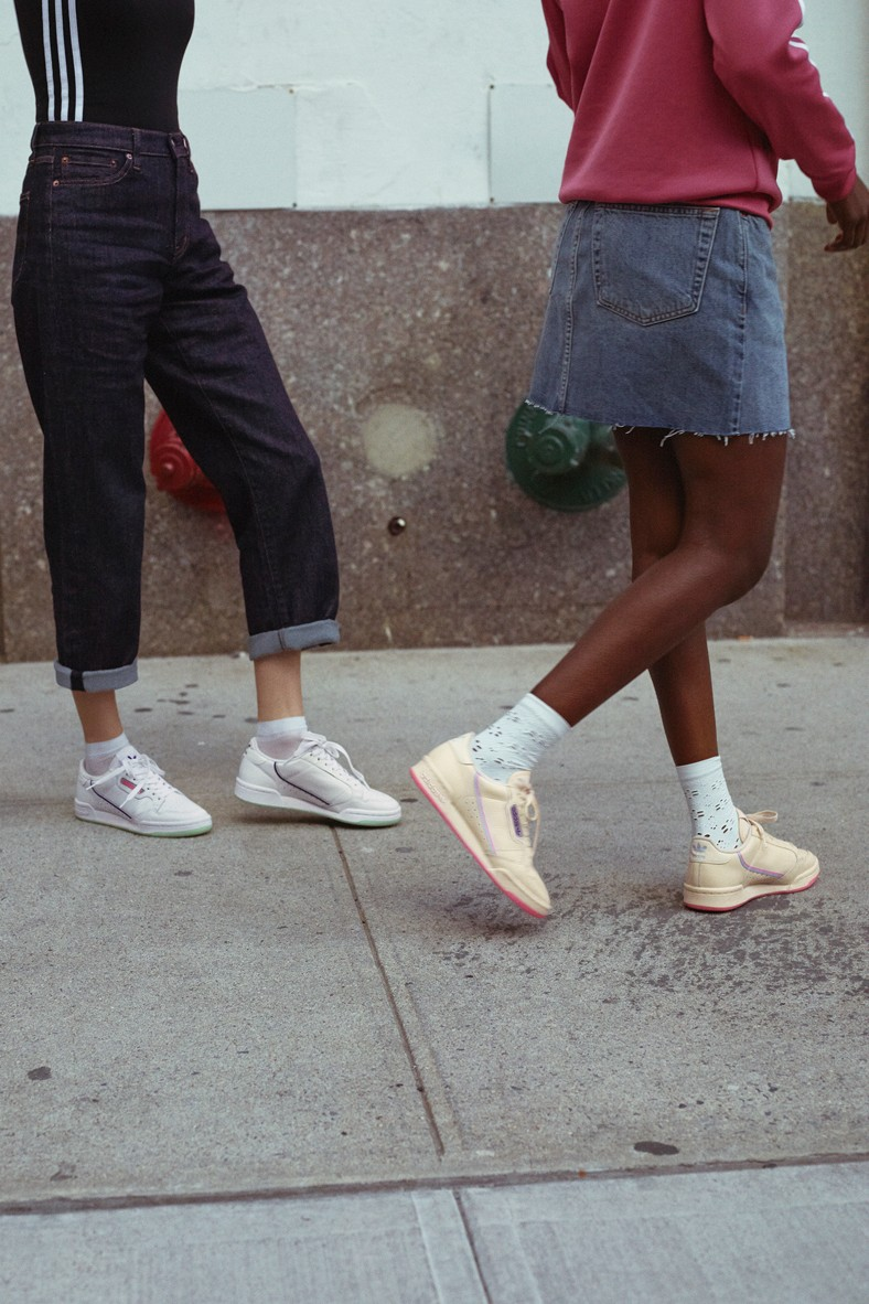 Adidas Continental 80 Outfit Ideas Men