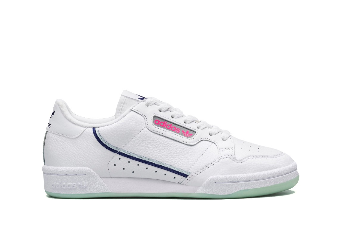 adidas Continental 80 Expansive SS19 Collection drop release date info march 9 2019 spring summer colorways ice mint, navy, grey, ash grey, clear brown
