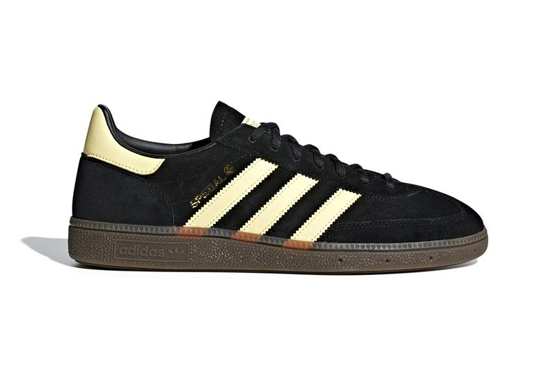 adidas Handball Spezial St Patricks Day Pack Info Information Shoes Trainers Kicks Sneakers Cop Purchase Buy 3 Colorways Clear Brown White Metallic Gold Bold Green Raw Amber Gum Black Core Easy Yellow