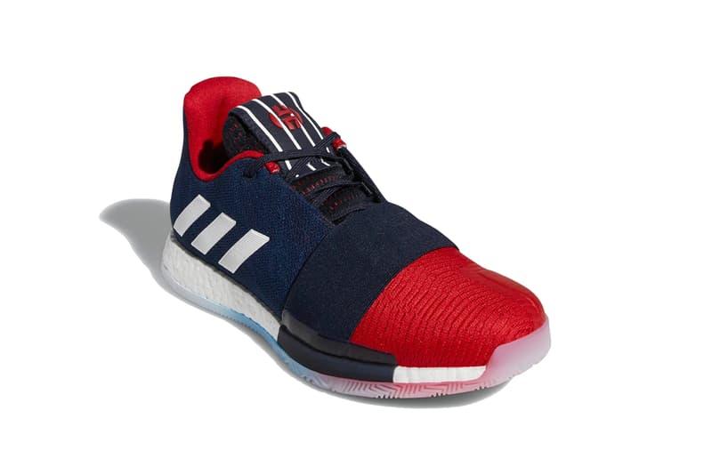adidas harden vol 3 shark 2019 footwear adidas hoops james harden legend ink collegiate navy power red
