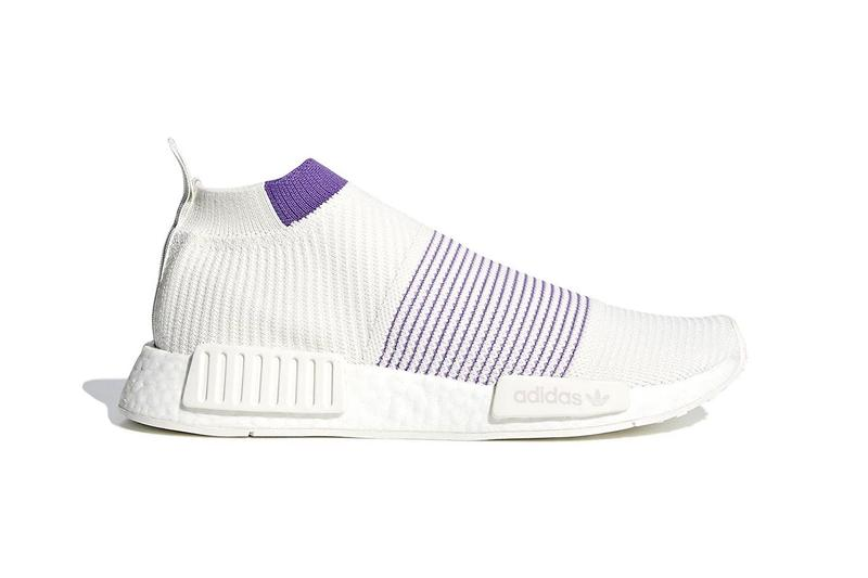 27b647e1a adidas NMD City Sock CS1 Boost Purple Pack SS19 Spring Summer 2019 Footwear  Release New Colorway