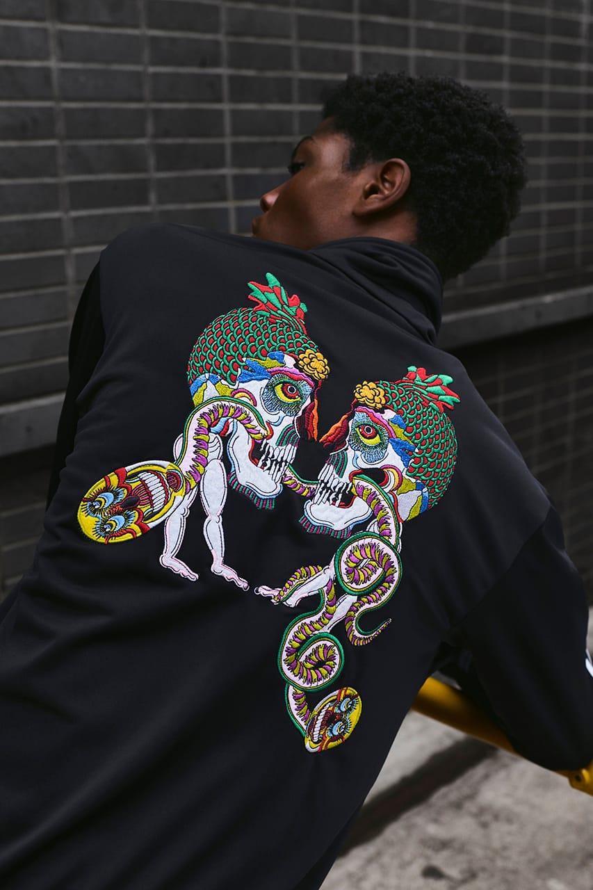 Keiichi Tanaami x adidas Originals