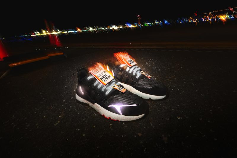 adidas Originals Nite Jogger City Pack Release sneaker London Paris Shanghai New York L.A. Tokyo