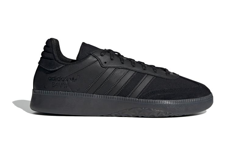 adidas originals Samba RM Shoe Release Details Shoes Trainers Kicks Sneakers Footwear Cop Purchase Buy White Grey Colorway cloud white core black tan gray BD7672 BD7486 S4M3A boost sole