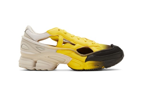 Raf Simons & adidas Join for Gradient-Colored Replicant Ozweego Sneakers